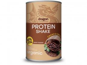 Bio proteinový koktejl kakao vanilka 500g
