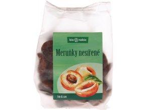 Bio sušené meruňky nesířené 300 g