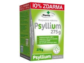 Psyllium vlaknina 250g+10% ZDARMA - krabicka