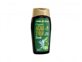 Bio sirup z agáve tmavý Maya Gold 250 ml (=350 g)