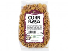 Corn flakes se skořicí 250g