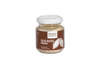 Bio Kakaové máslo 100ml RAW