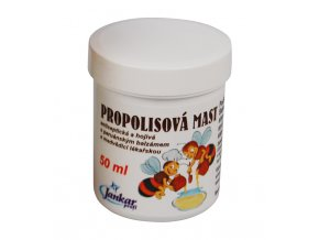 Propolisová mast s peru.balzámem 50 ml