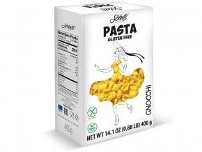 Těstoviny bezlepkové gnocchi (noky-mušle) 400g
