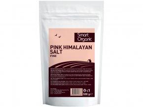 Sůl Himalajská růžová jemná 500g