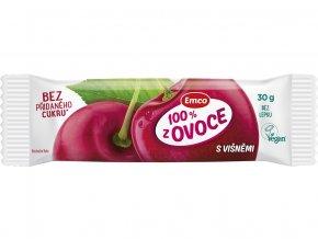 Tyčinka 100% ovoce s višněmi 30g