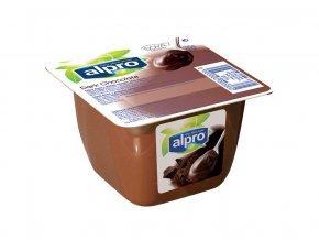 Sójový dezert Dark Chocolate 125g - tmavá čokoláda