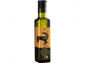 Bio Olivový olej Extra Virgin - Organic Česnek 250ml