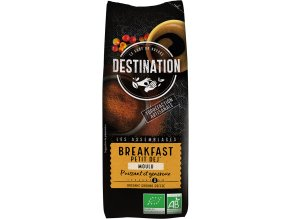 Bio káva mletá Breakfast Destination 250 g