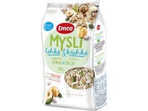 Mysli - sypané lehké a křehké semínka a ořechy 550g