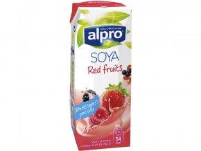 Sójový nápoj červené ovoce 250ml