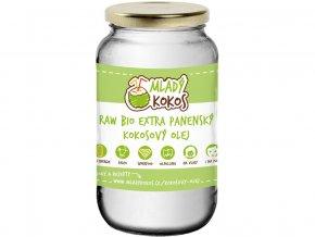 Bio kokosový olej 400ml extra