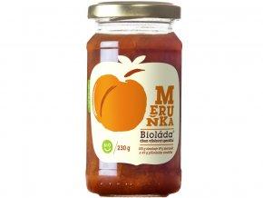 Bioláda meruňka 230g