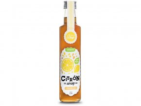 Sirup citrón 330ml