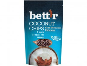 Bio Kokos chips s kakaem 70g