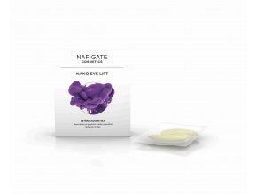 Nafigate Podoční maska Nano Eye Lift náhradní balení (4 páry)