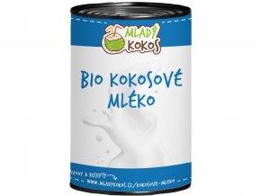 Bio kokosový nápoj 400ml - vegan
