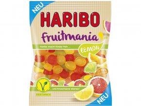 Ovocné želé fruitmania lemon 85g