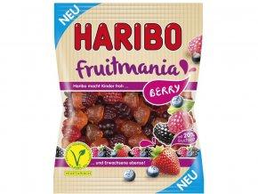 Ovocné želé fruitmania berry 85g