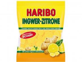 Želé s ovocnou příchutí ingwer-zitrone 175g