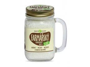 Farmářský kokosový olej 400ml