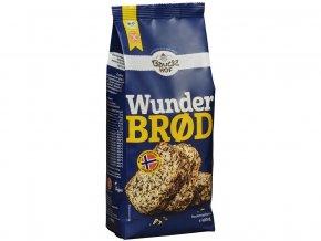 Bio směs na chléb semínková Wunderbrod 600g