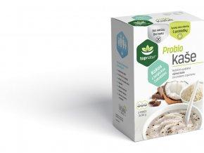 Probio kase kokos s belgickou cokoladou 3x60g