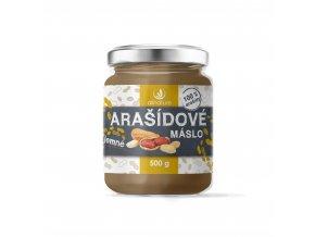 Arašídové máslo jemné 500g