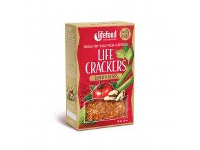 Bio Life crackers rajčatové 90g
