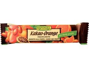 Bio tyčinka Kakao-Pomeranč 40g