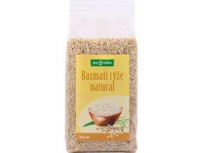 Bio Rýže Basmati natural 500g