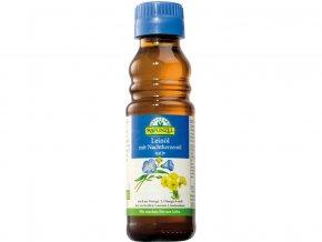 Bio lněný olej lisovaný za studena s pupalkou 100ml
