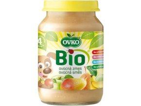 Bio Dětská výživa ovocná směs OVKO 190g