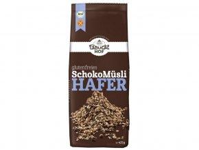 Bio Musli ovesné čokoládové bezlepkové 425g