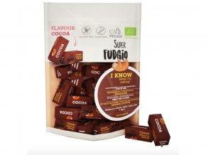 Bio Veganské karamely - kakao 150g