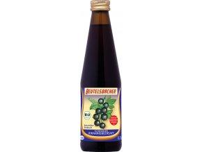 Bio šťáva z černého rybízu Beutelsbacher 0,33 l