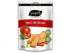 Chlebíčky tomato, oregáno 120g