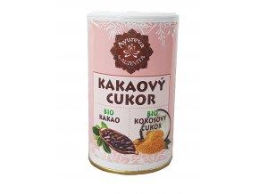 Bio kokosový cukr kakaový - cukřenka 100g