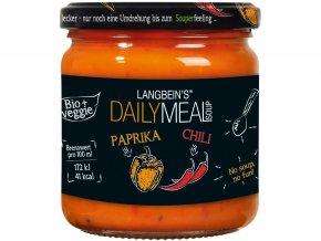 Bio polévka zeleninová paprika, chilli 350ml