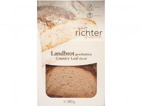 Chléb Landbrot krájený 280g