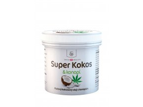 Super kokos & konopí 150 ml