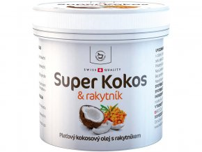 Super kokos & rakytník 150 ml