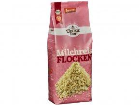 Bio vločky na přípravu mléčné rýže 425g
