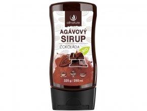 Bio Agávový sirup čokoláda 325g