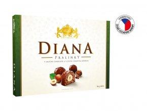 Diana mléčné pralinky 133g