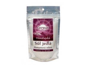 Himálajská sůl diamantová mletá 200g