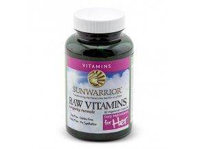 Raw Vitamins For Her 90 kapslí (Vitamíny pro ženy)