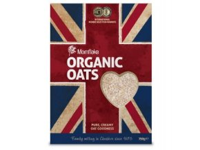 Organic Superfast Oats 750g
