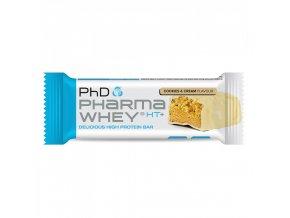 Tyčinka Pharma Whey HT+ 75g