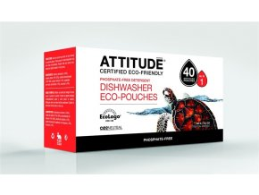 Eco Dishwasher Soluble Pouches 520g